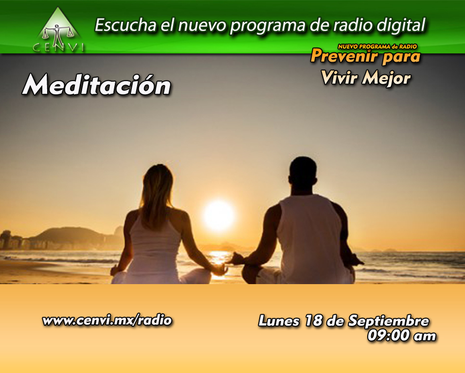 cenvi radio meditación